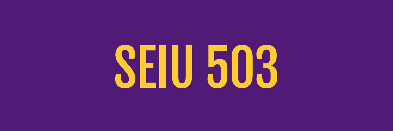 SEIU 503